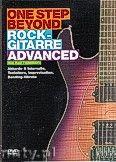 Okładka: Fiebelkorn Ralf, One Step Beyond - Rock-Gitarre Advanced