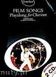 Okładka: Harrop Sam, Film Songs Playalong For Clarinet (+ CD)