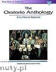 Okładka: Walters Richard, The Oratorio Anthology for Alto / Mezzo-Soprano Voice and Piano