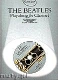 Okładka: Beatles The, The Beatles Playalong For Clarinet (+ CD)