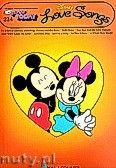 Okładka: Różni, Disney Love Songs