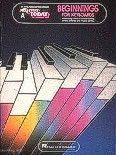 Okładka: , Beginnings For Keyboards Book A