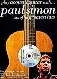 Okładka: Simon Paul, Play Acoustic Guitar With... Paul Simon