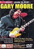 Okładka: Moore Gary, Lick Library: Learn To Play Gary Moore