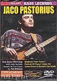 Okładka: Pastorius Jaco, Lick Library: Learn To Play Jaco Pastorius