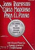 Okładka: Thompson John, Modern Course For Piano, Grade 2 (Spanish Edition)