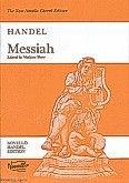 Okładka: Händel George Friedrich, Messiah, A Sacred Oratorio for soprano, alto, tenor and bass soli, SATB and orchestra
