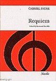 Okładka: Fauré Gabriel, Requiem for Mixed Choir and Piano