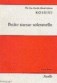 Okładka: Rossini Gioacchino Antonio, Petite Messe Solennelle