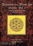 Okładka: Alexander Allan, Renaissance Music For Guitar, vol. 2