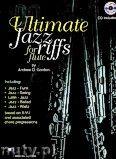 Okładka: Gordon Andrew D, 100 Ultimate Jazz Riffs for Flute