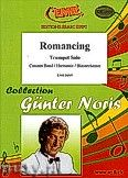 Okładka: Noris Günter, Romancing - Trumpet & Wind Band