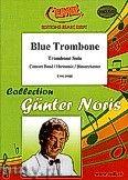Okładka: Noris Günter, Blue Trombone - Trombone & Wind Band