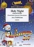 Okładka: Parson Ted, Holy Night - Chorus & Wind Band