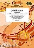 Okładka: Massenet Jules, Meditation From Thais - Alto Saxophone & Wind Band