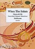 Okładka: Parson Ted, When The Saints - Chorus & Wind Band