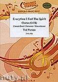 Okładka: Parson Ted, Everytime I Feel The Spirit - Chorus & Wind Band