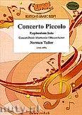 Okładka: Tailor Norman, Concerto Piccolo - Euphonium & Wind Band