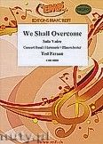 Okładka: Parson Ted, We Shall Overcome for Female or Male Solo Voice and Wind Band