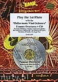 Okładka: Różni, Play the 1st Flute + CD - Play with the Philharmonic Wind Orchestra