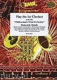 Okładka: Różni, Play the 1st Clarinet (Romantic Moods) - Play The 1st Clarinet with the Philharmonic Wind Orchestra