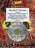 Okładka: Różni, Play the 1st Alto Sax + CD - Play with the Philharmonic Wind Orchestra