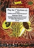 Okładka: Różni, Play the 1st Baritone (Romantic Moods) - Play The 1st Baritone with the Philharmonic Wind Orchestra