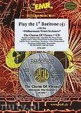 Okładka: Różni, Play The 1st Baritone + CD - Play with the Philharmonic Wind Orchestra