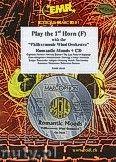Okładka: Różni, Play the 1st Horn + CD - Play with the Philharmonic Wind Orchestra