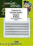 Okładka: Mortimer John Glenesk, Technical & Melodic Studies Vol. 3 - Eb Horn Studies