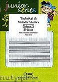 Okładka: Mortimer John Glenesk, Technical & Melodic Studies Vol. 5 (Bb) - Eb - Bb Bass Studies