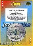Okładka: Różni, Play The 1st Clarinet (Moonlight+CD) - Play The 1st Clarinet with the Philharmonic Wind Orchestra