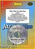 Okładka: Różni, Play The 1st Alto Sax (Moonlight..+CD) - Play The 1st Alto Sax with the Philharmonic Wind Orchestra