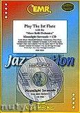 Okładka: Różni, Play The 1st Flute (Moonlight..+CD) - Play The 1st Flute with the Philharmonic Wind Orchestra