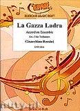 Okładka: Rossini Gioacchino Antonio, La Gazza Ladra - Accordion Ensemble