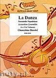 Okładka: Rossini Gioacchino Antonio, La Danza - Accordion Ensemble