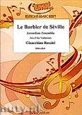 Okładka: Rossini Gioacchino Antonio, Le Barbier de Séville - Accordion Ensemble