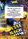 Okładka: Różni, Play The 1st Horn (Cinemagic 9 + CD) - Play with the Philharmonic Wind Orchestra