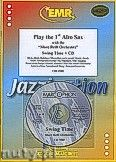 Okładka: Różni, Play The 1st Alto Sax (Swing Time+CD) - Play The 1st Alto Sax with the Philharmonic Wind Orchestra