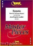 Okładka: Loeillet Jean-Baptiste, Sonata - Horn & Piano (Organ)