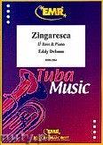 Okładka: Debons Eddy, Zingaresca - Eb Bass & Piano