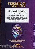 Okładka: Różni, Sacred Music Volume 1 (5) - Clarinet & Piano (Organ)
