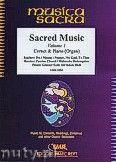 Okładka: Różni, Sacred Music Volume 1 (5) - Cornet & Piano (Organ)