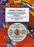 Okładka: Naulais Jérôme, Album Volume 3 (5) - 2 Clarinets