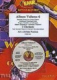 Okładka: Naulais Jérôme, Album Volume 6 (5) - 2 Clarinets