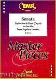 Okładka: Loeillet Jean-Baptiste, Sonata - Euphonium & Piano (Organ)