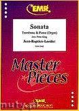 Okładka: Loeillet Jean-Baptiste, Sonata - Trombone & Piano (Organ)