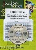 Okładka: Mortimer John Glenesk, Trios, Vol. 2 for 2 Trumpets (Cornets) and Horn