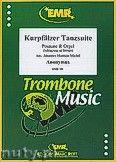 Okładka: Anonim, Kurpfälzer Tanzsuite - Trombone & Organ