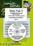 Okładka: Mortimer John Glenesk, Duos Vol. 3 - 2 Euphoniums